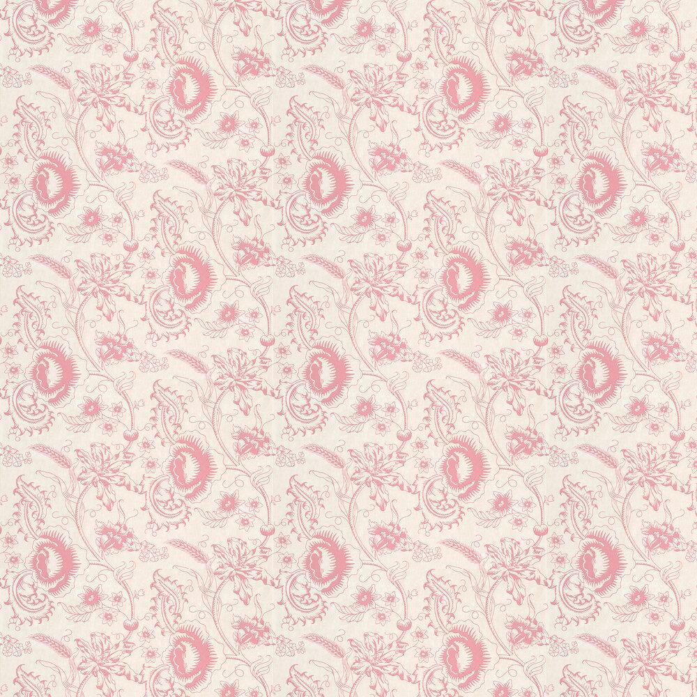 Little Greene Woodblock Mono Dresser Wallpaper - Product code: 0291WODRESS
