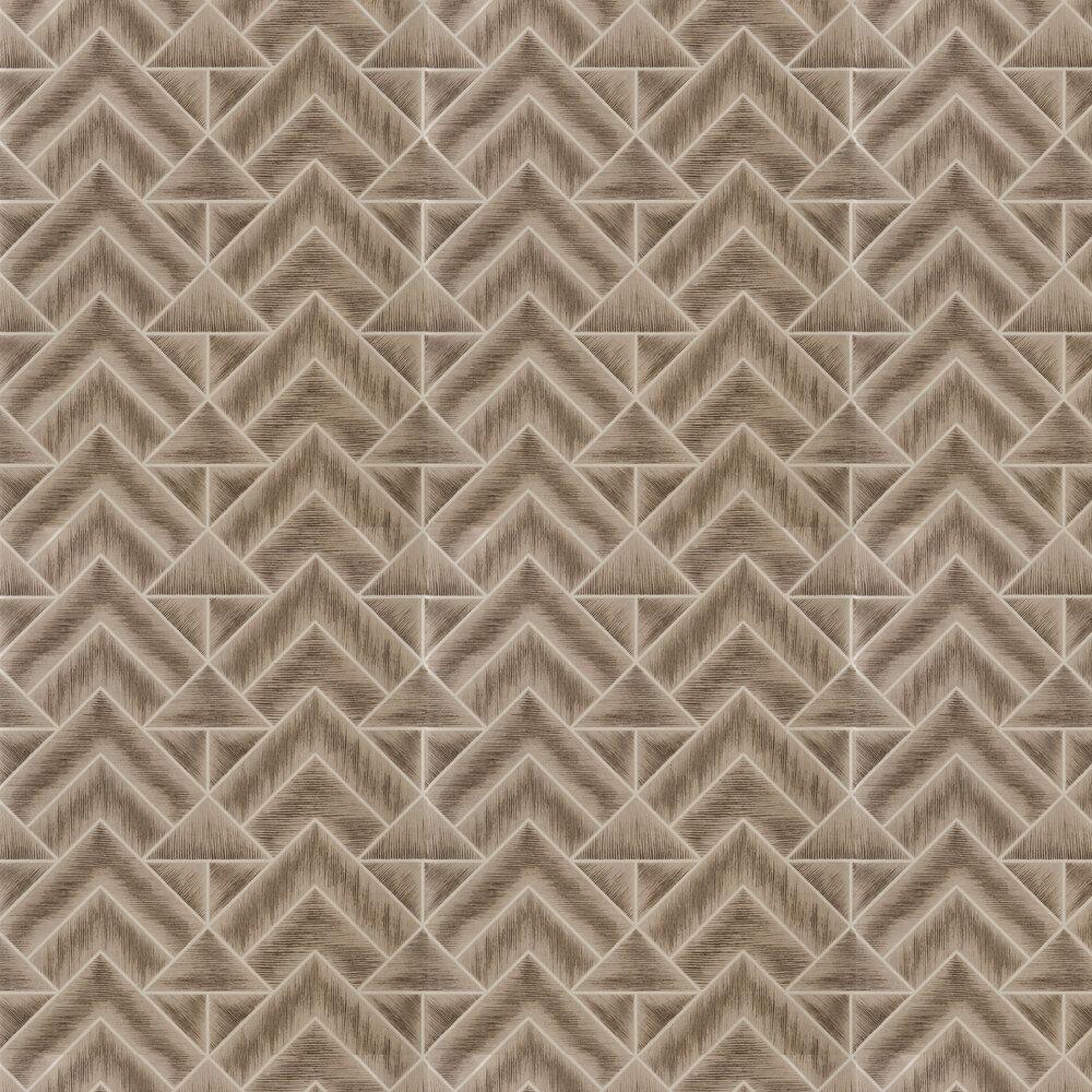Mandora Wallpaper - Pale Copper - by Designers Guild