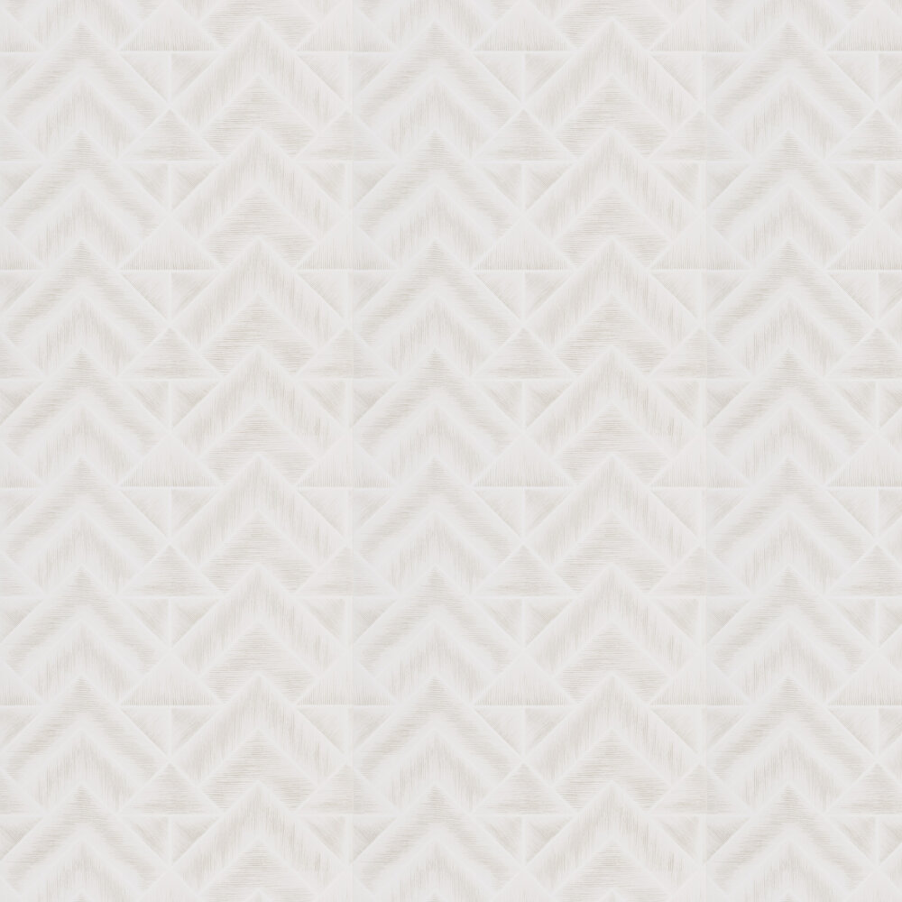 Mandora Wallpaper - Ivory - by Designers Guild