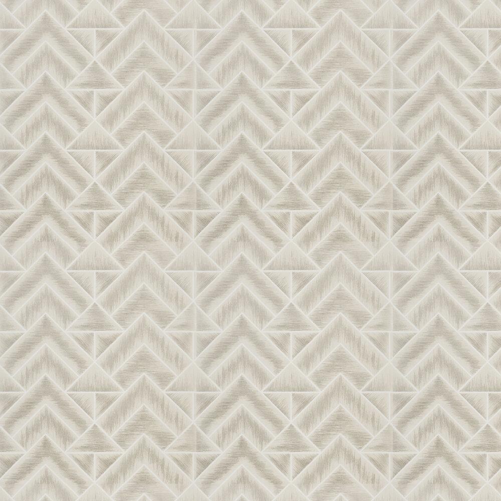 Mandora Wallpaper - Gold - by Designers Guild
