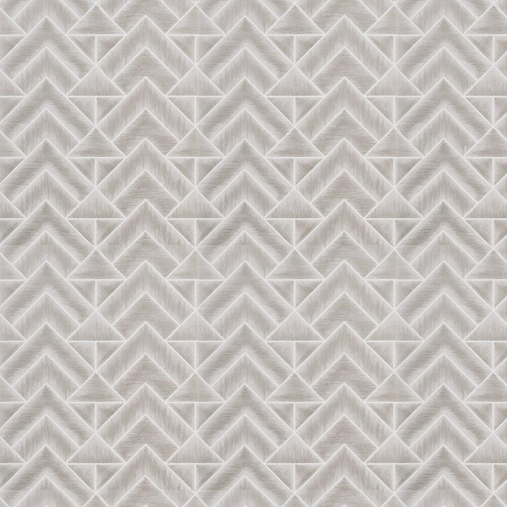 Mandora Wallpaper - Heather - by Designers Guild