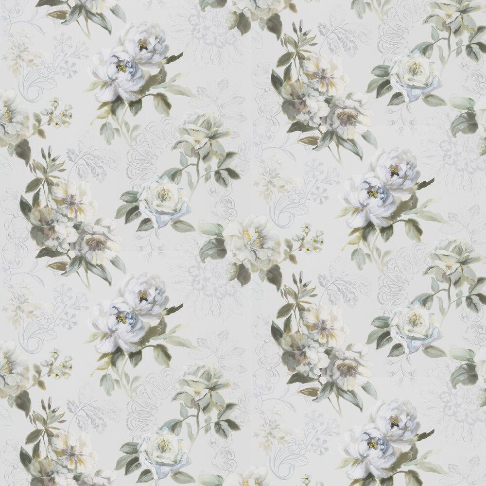 Victorine Wallpaper - Cloud - by Designers Guild