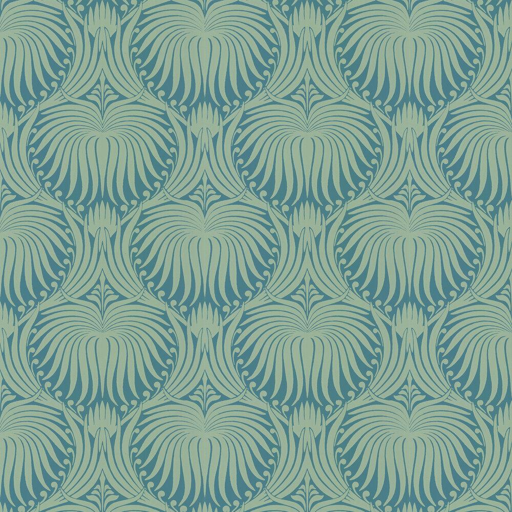 Lotus Wallpaper - by Farrow & Ball