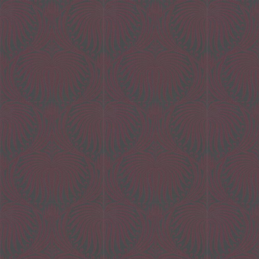 Farrow & Ball Lotus Brinjal Wallpaper - Product code: BP 2065