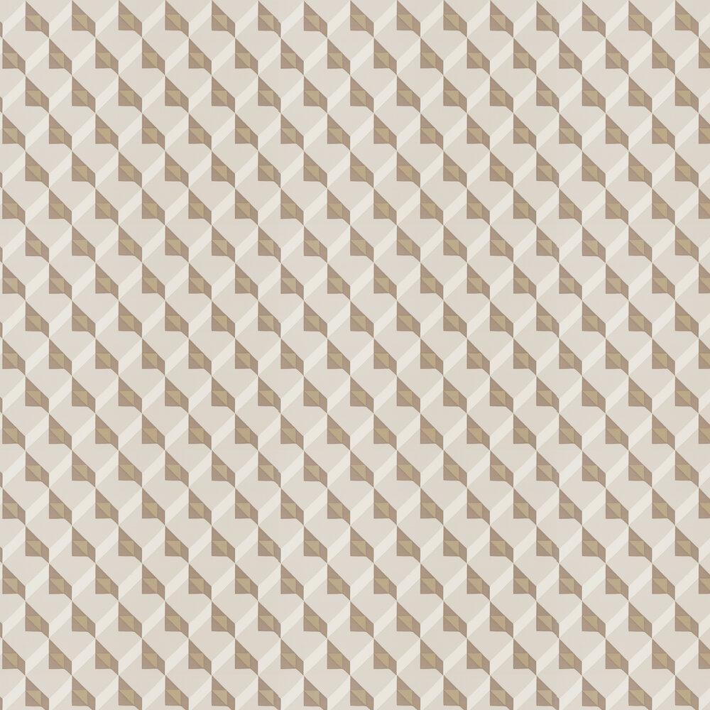 Dufrene Wallpaper - Linen - by Designers Guild