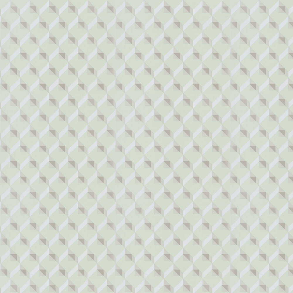 Designers Guild Dufrene Pale Jade Wallpaper - Product code: PDG1055/04