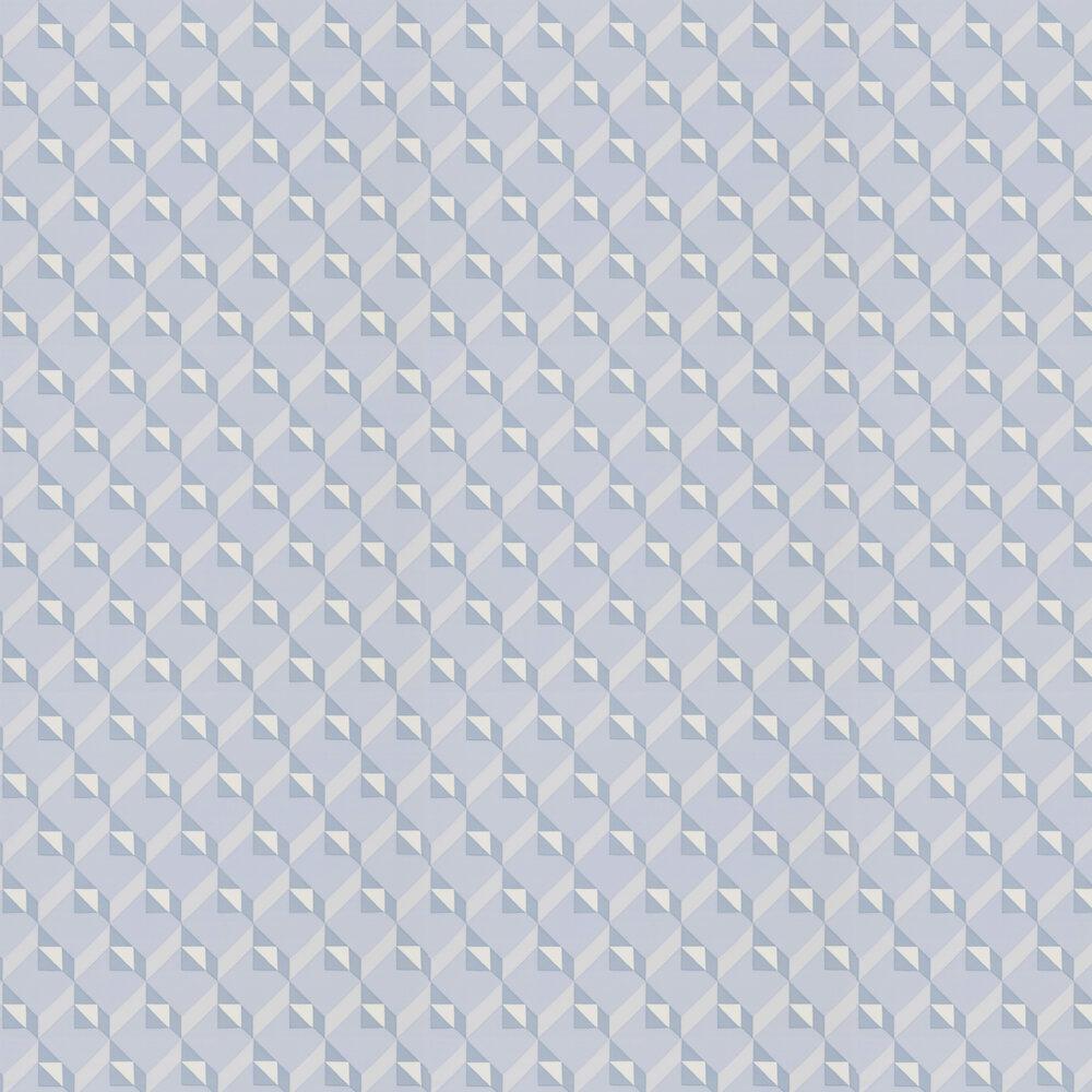 Dufrene Wallpaper - Delft - by Designers Guild