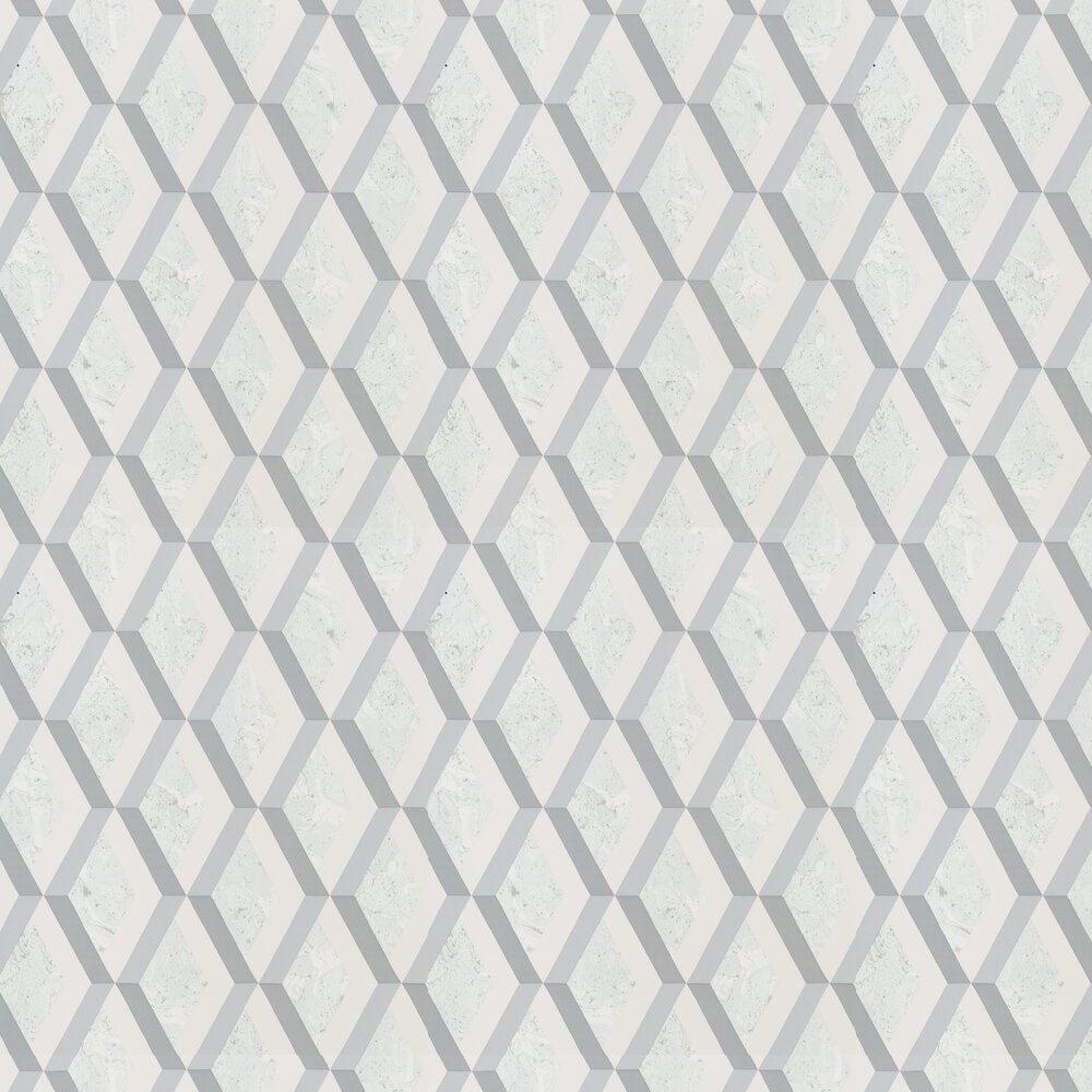 Jourdain Wallpaper - Graphite - by Designers Guild