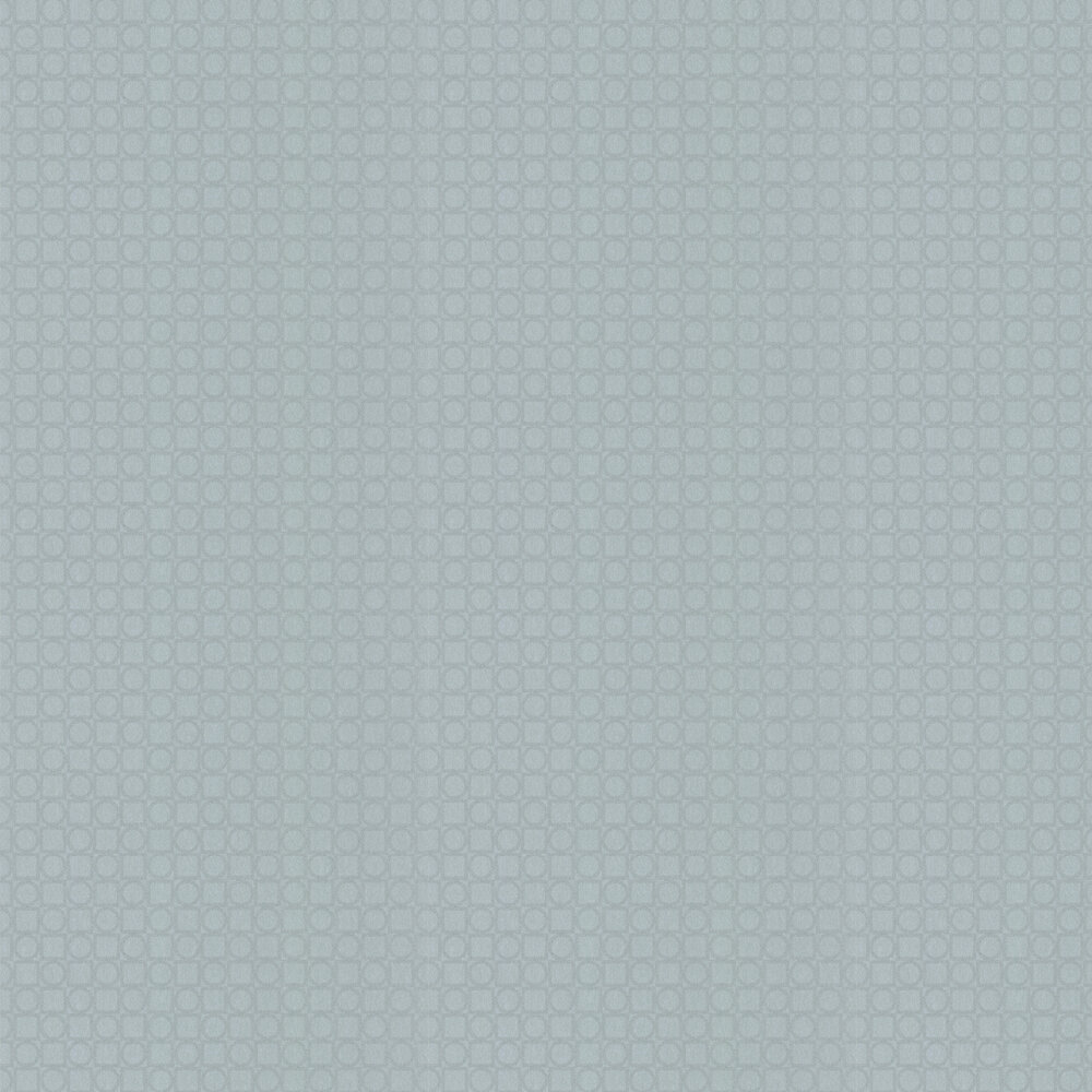 Toto Wallpaper - Aqua Blue - by Osborne & Little