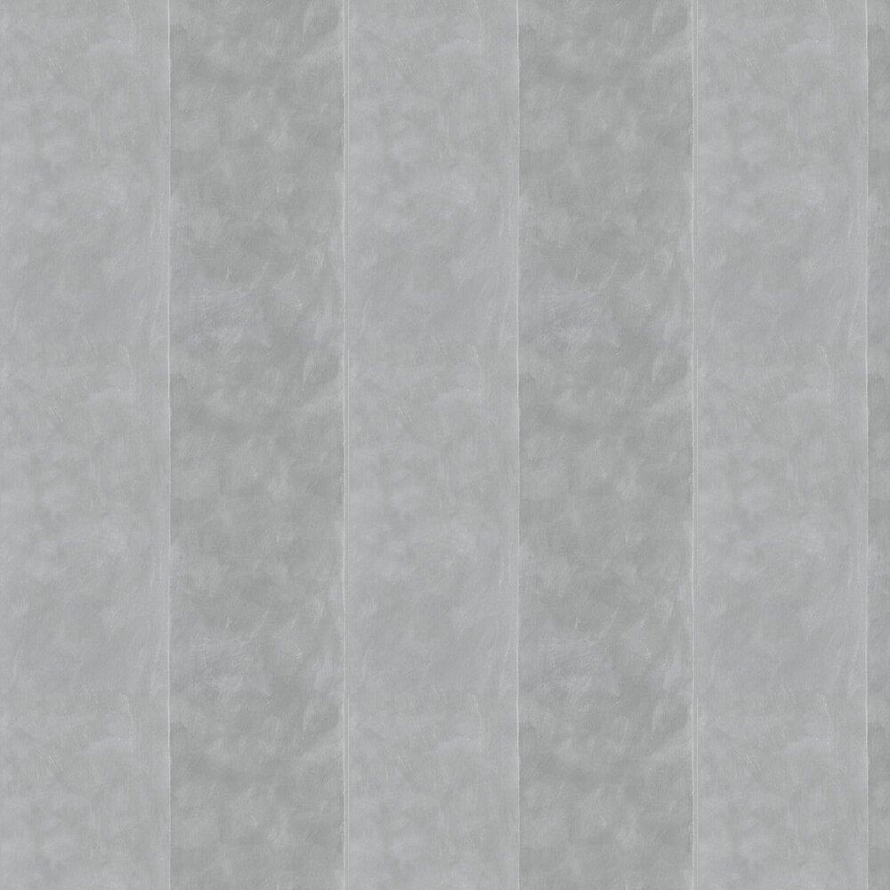 Manarola Stripe Wallpaper - Silver Grey - by Osborne & Little