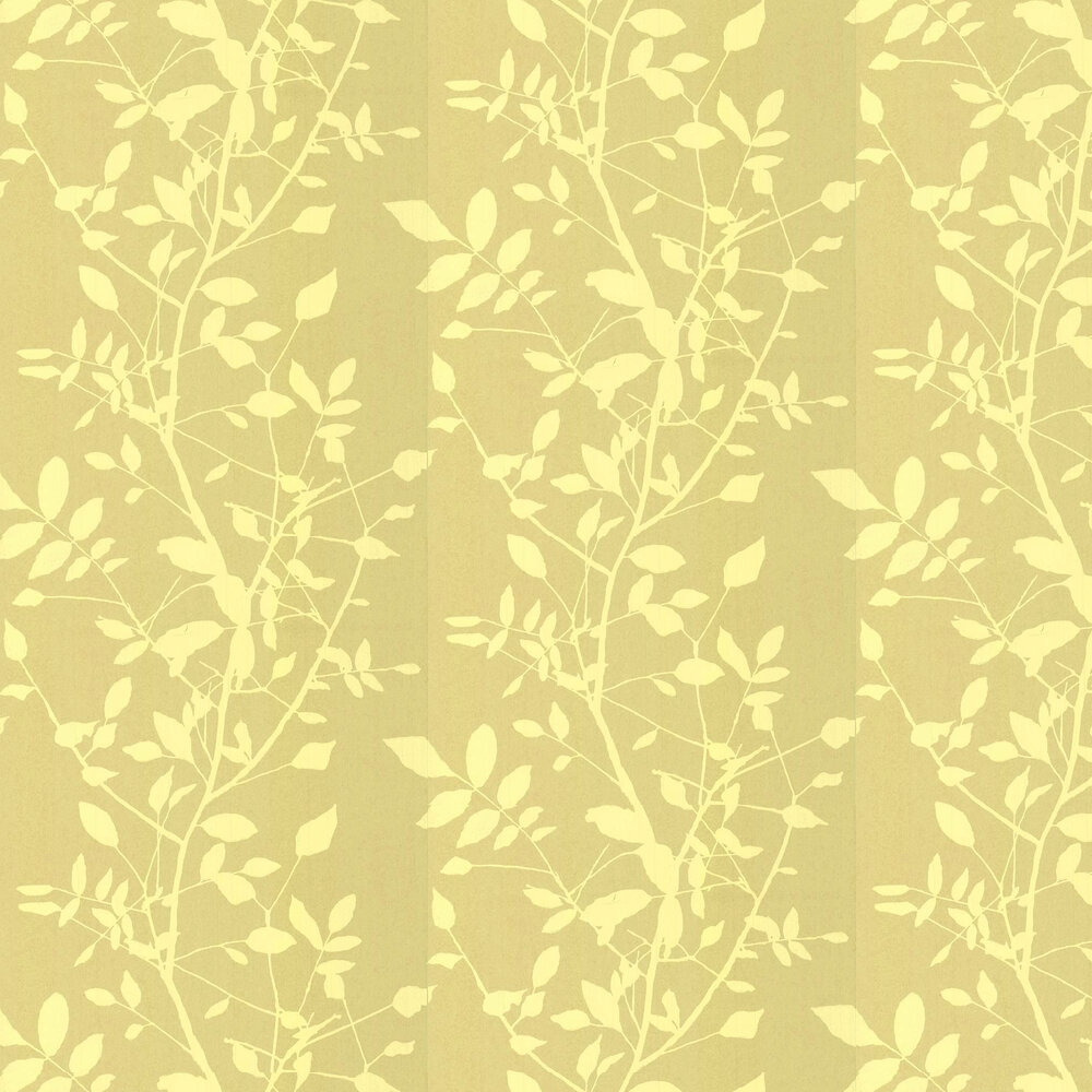 Dramatic Wallpaper - Burnished Gold - by Prestigious