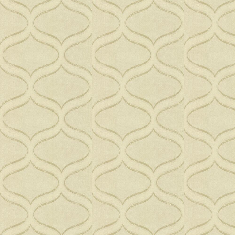 Curve Wallpaper - Pearl - by Prestigious