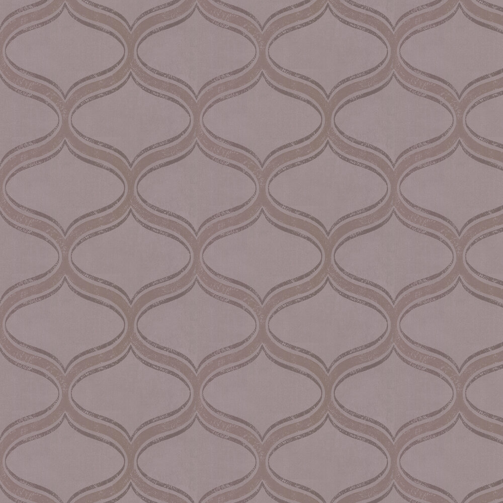 Prestigious Curve Rose Quartz Wallpaper - Product code: 1655/234