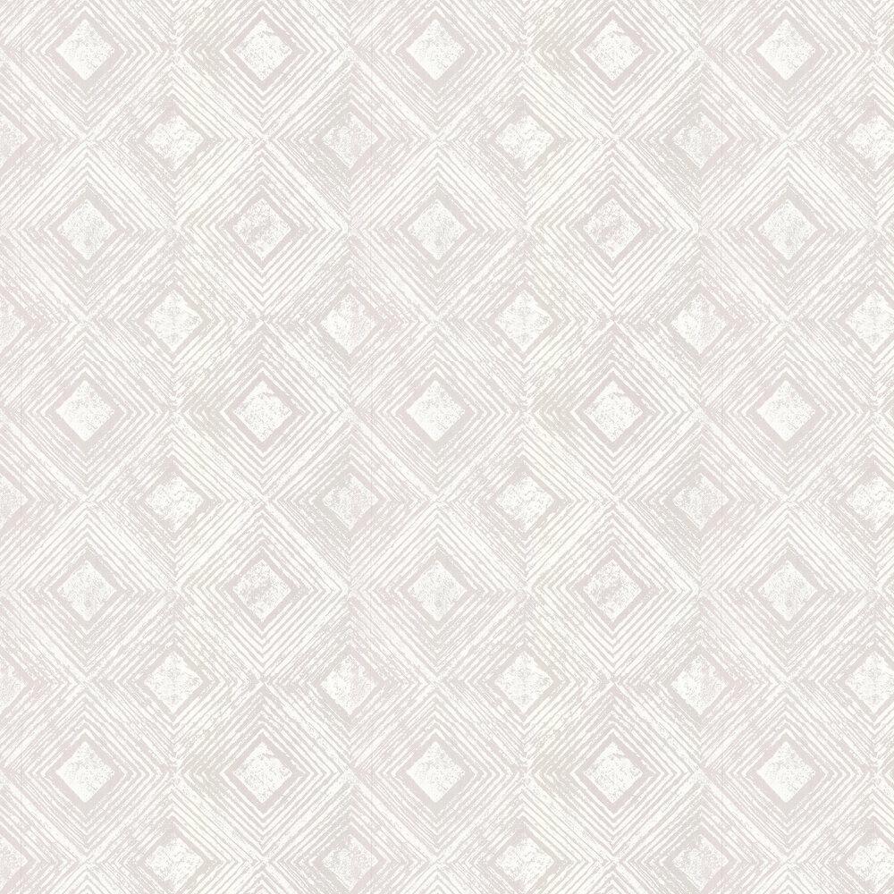 Symmetry Wallpaper - Pearl - by Prestigious