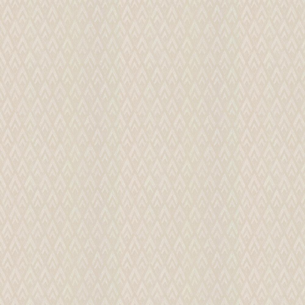 Facet Wallpaper - Champagne - by Prestigious