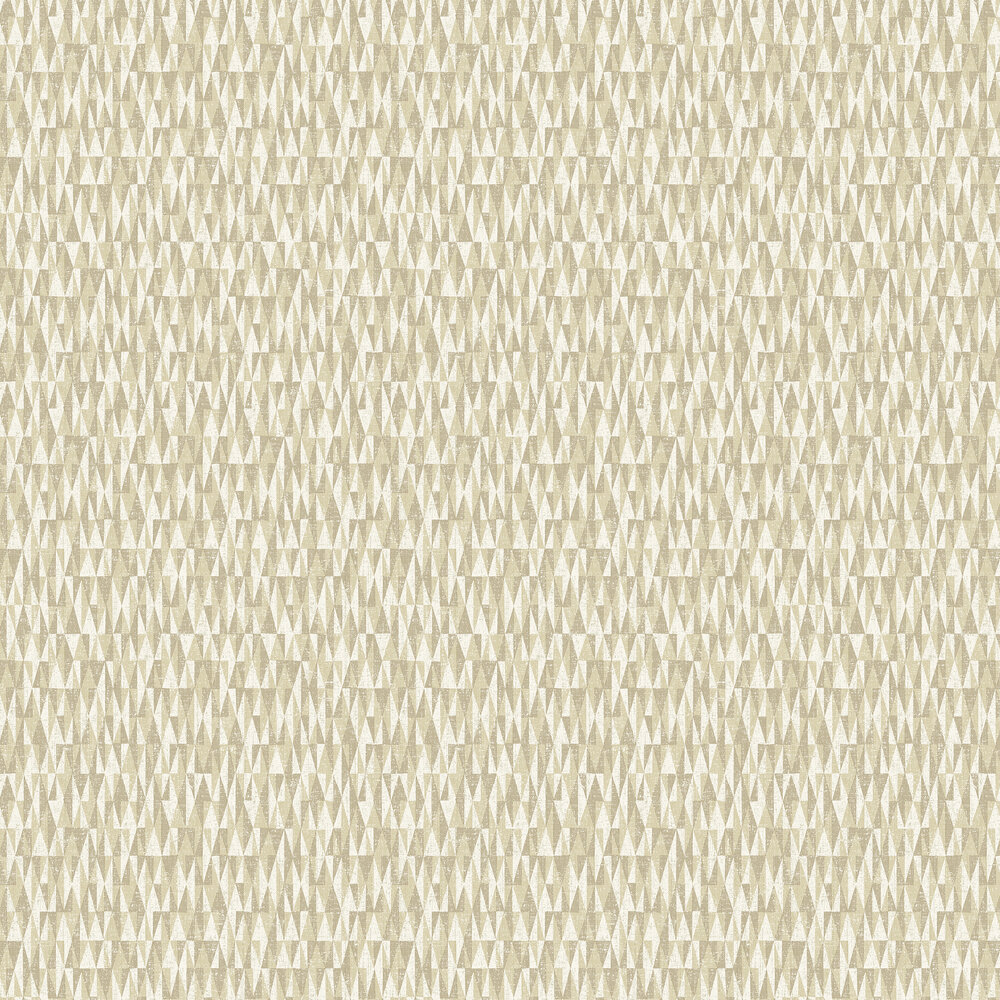 Bosham Wallpaper - Cream - by Elizabeth Ockford
