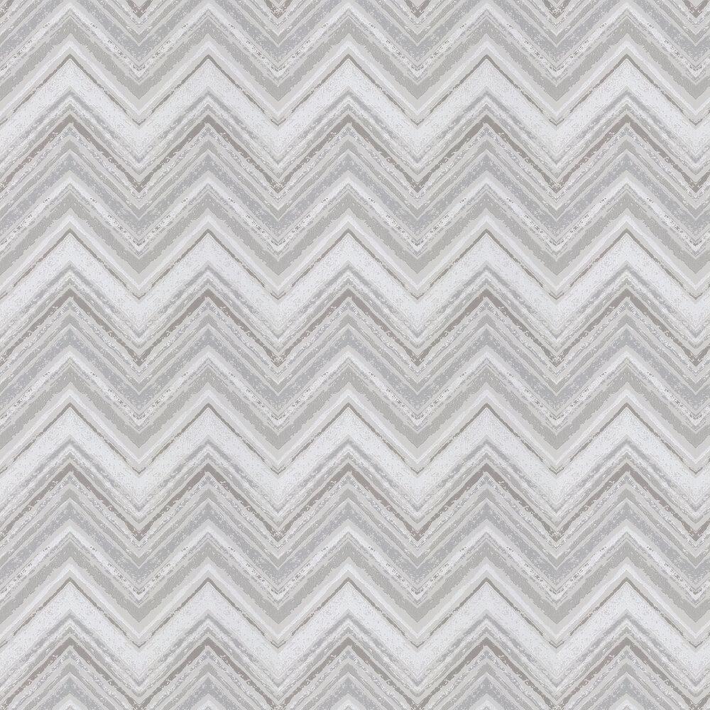Expression Wallpaper - Silver Shadow - by Prestigious