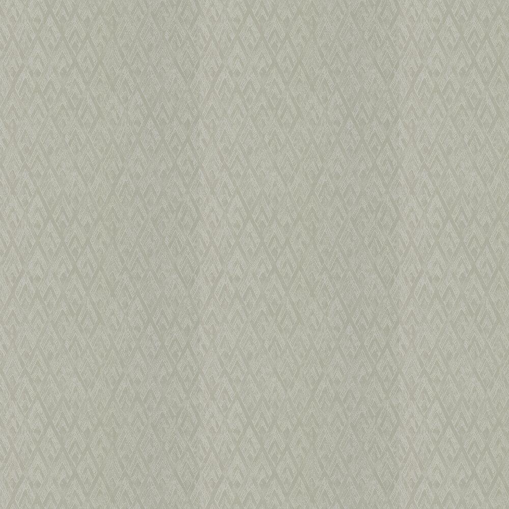 Facet Wallpaper - Robins Egg - by Prestigious