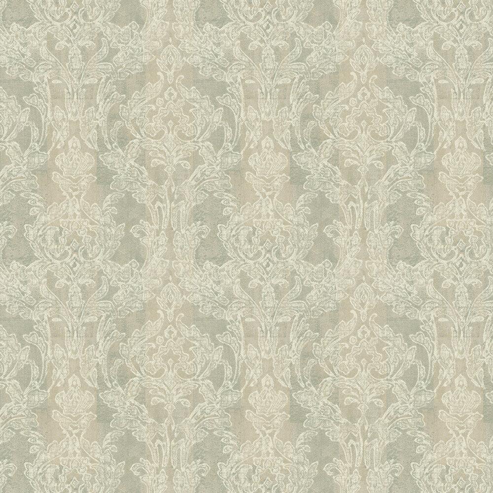 Vita Wallpaper - Sage - by Elizabeth Ockford