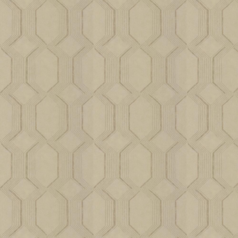 Glisten Wallpaper - Burnished - by Prestigious