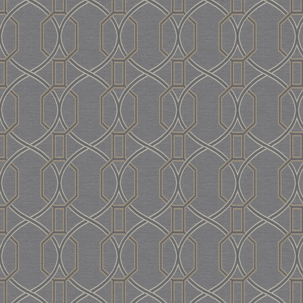 Elizabeth Ockford Coleton Black Wallpaper - Product code: WP0130801