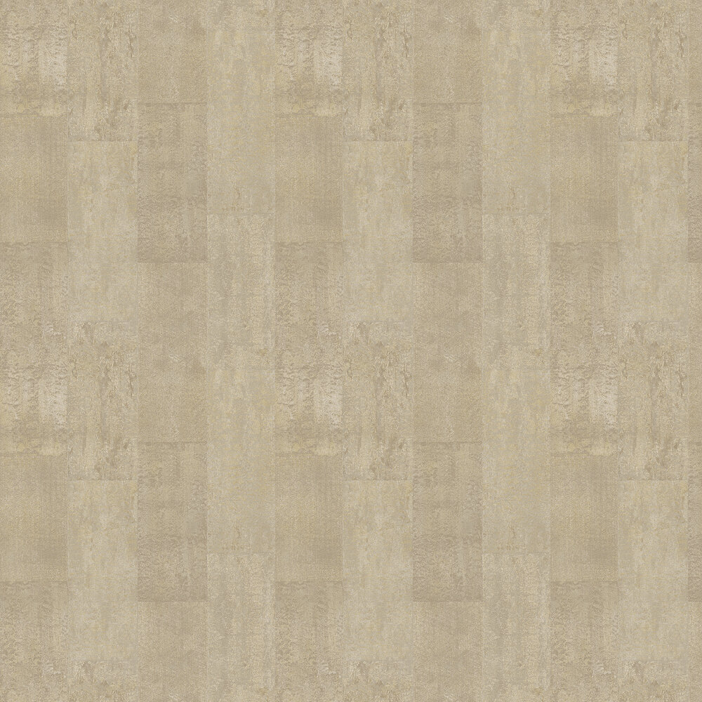 Knole Wallpaper - Butterscotch - by Elizabeth Ockford