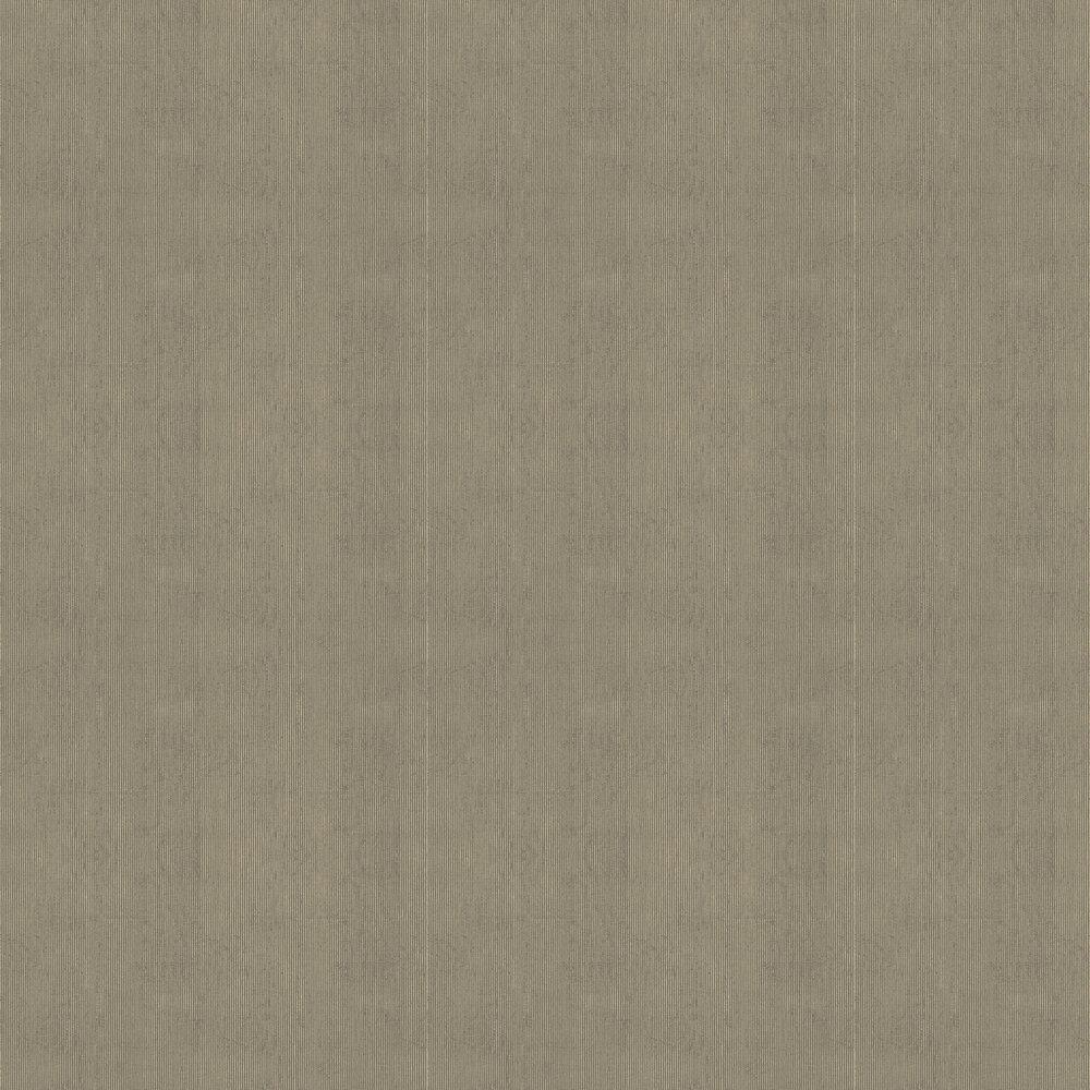 Sackville Wallpaper - Chocolate Gold - by Elizabeth Ockford