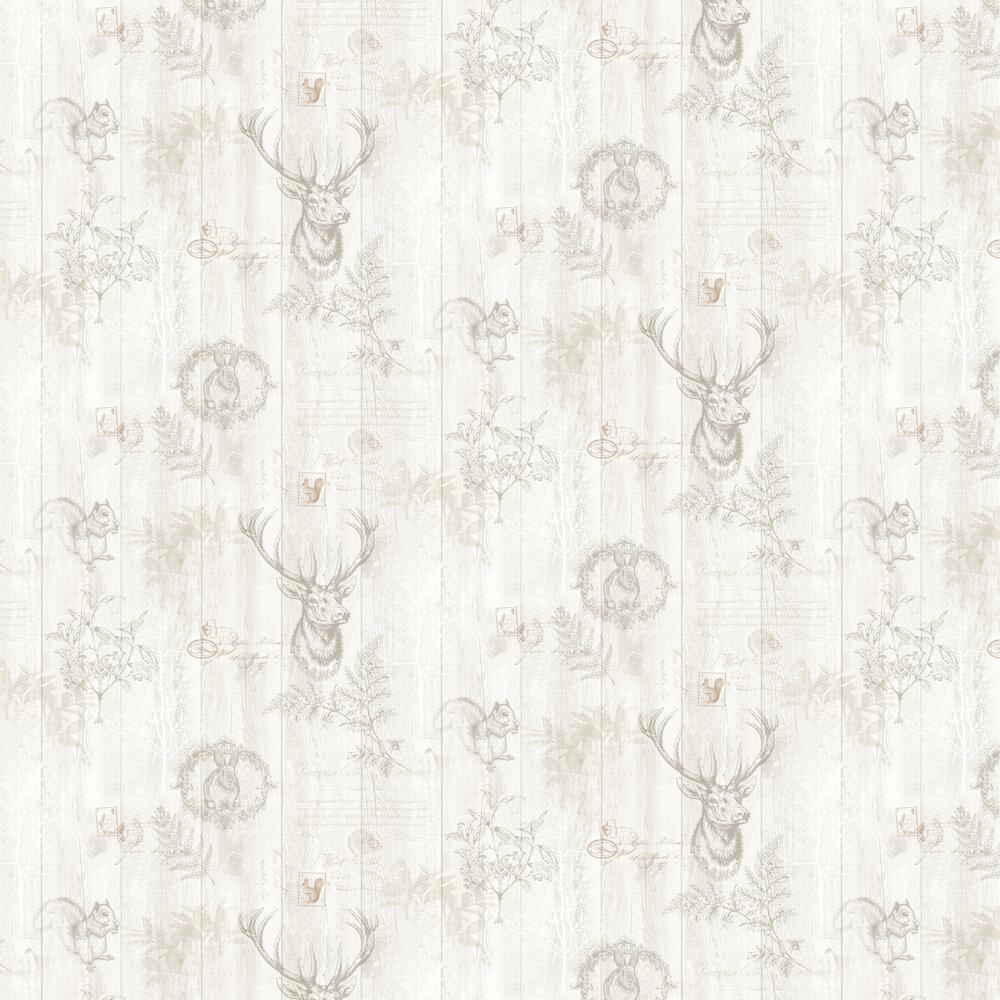 Albany Chatsworth Cream Wallpaper - Product code: 90252