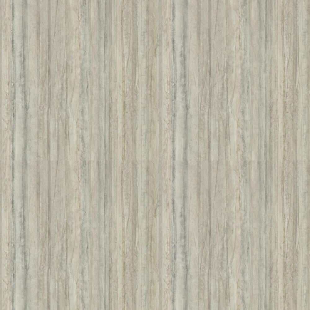 Plica Wallpaper - Zinc - by Anthology