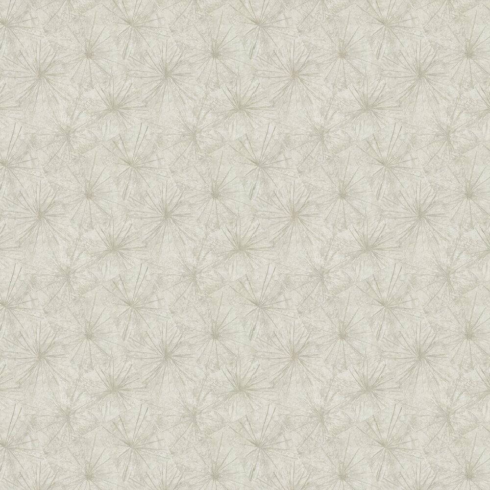 Illusion Wallpaper - Ecru - by Anthology