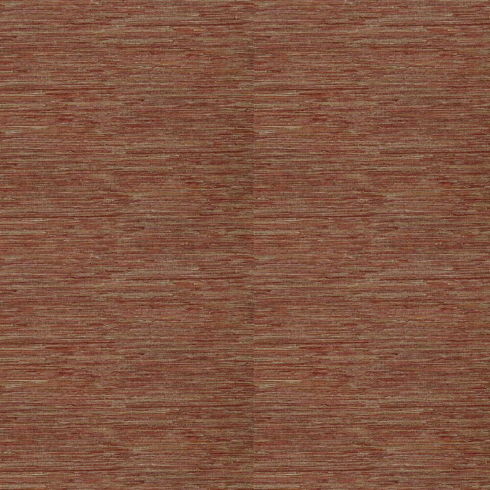 Seri Wallpaper - Blood Orange and Ruby - by Anthology