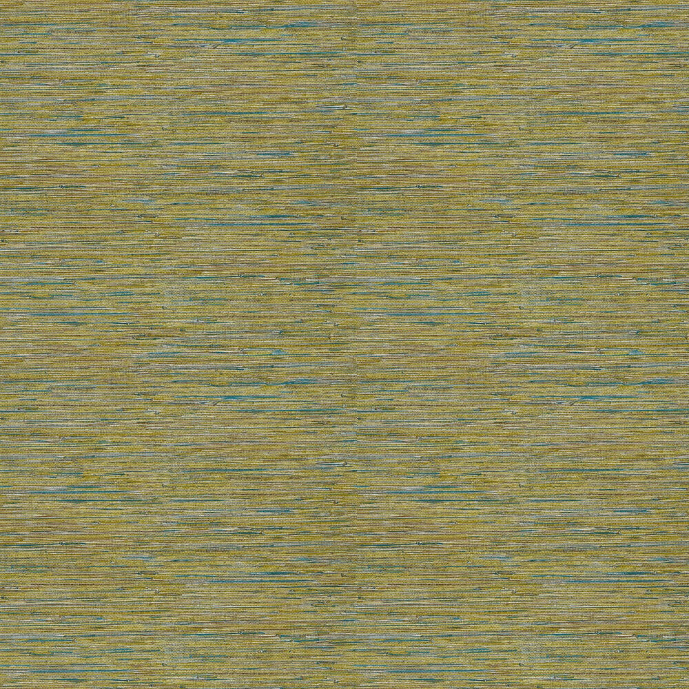 Seri Wallpaper - Citrus and Teal - by Anthology