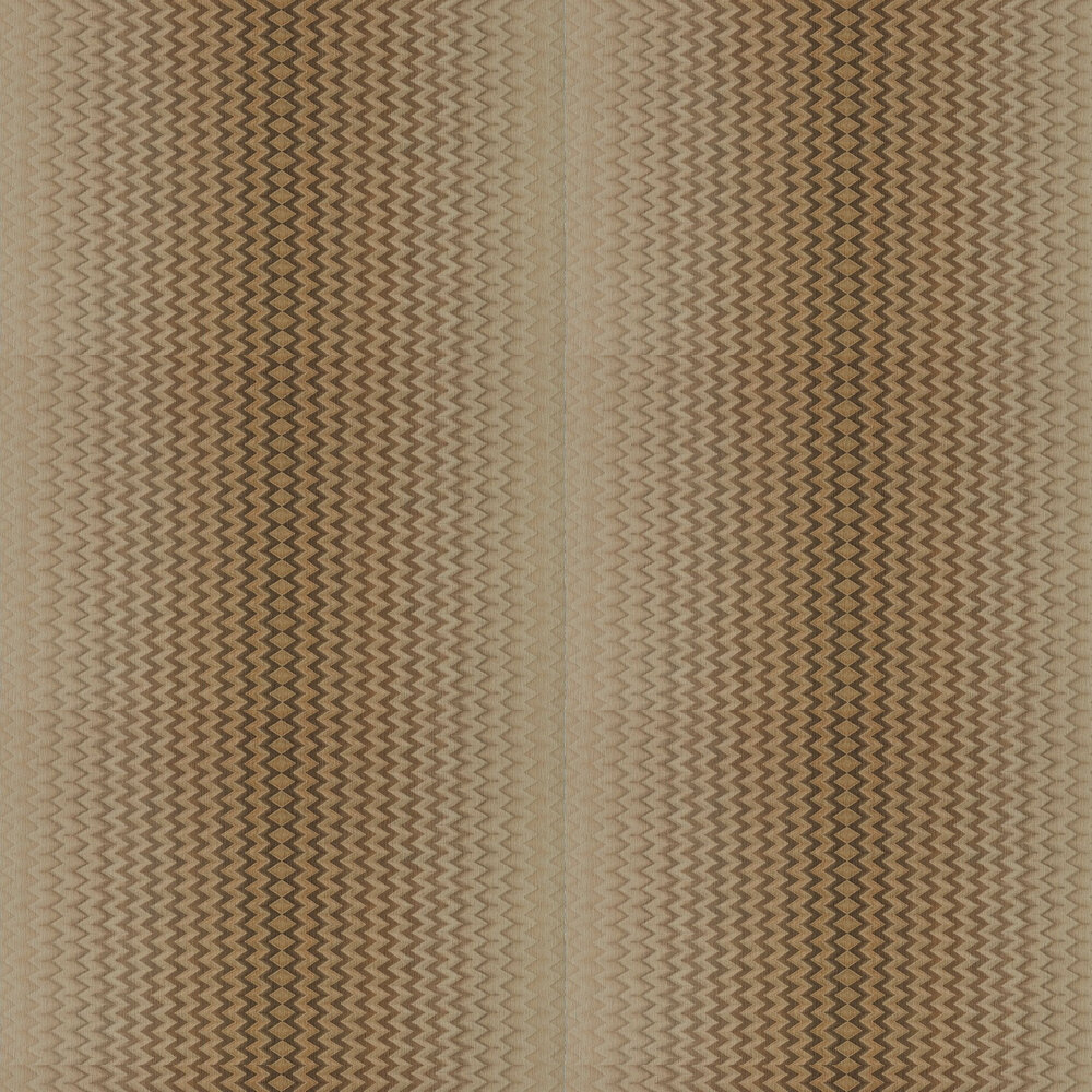 Modulate Wallpaper - Copper - by Anthology