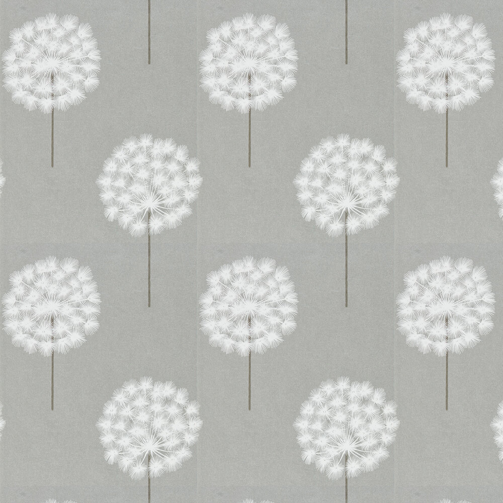 Harlequin Amity Silver/Chalk Wallpaper - Product code: 111889