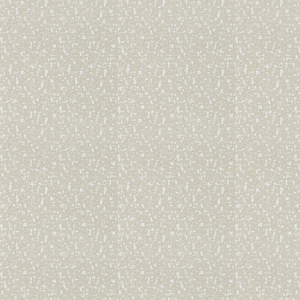 Lucette Wallpaper - Pearl - by Harlequin