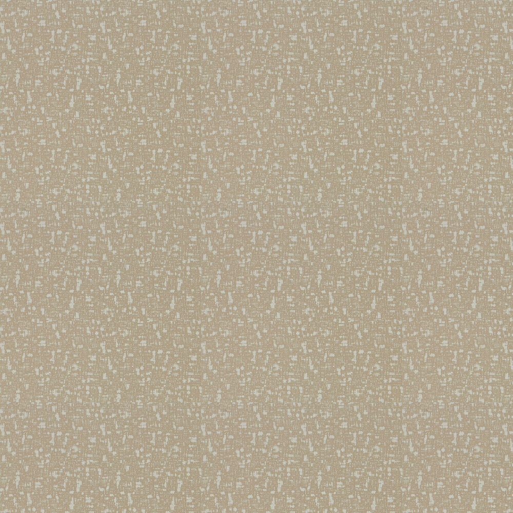 Lucette Wallpaper - Brass - by Harlequin