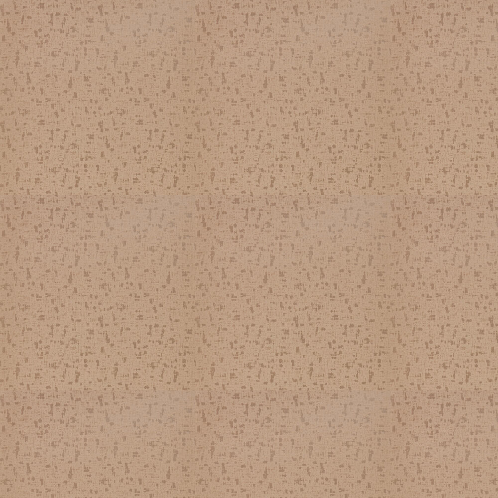 Lucette Wallpaper - Bronze - by Harlequin