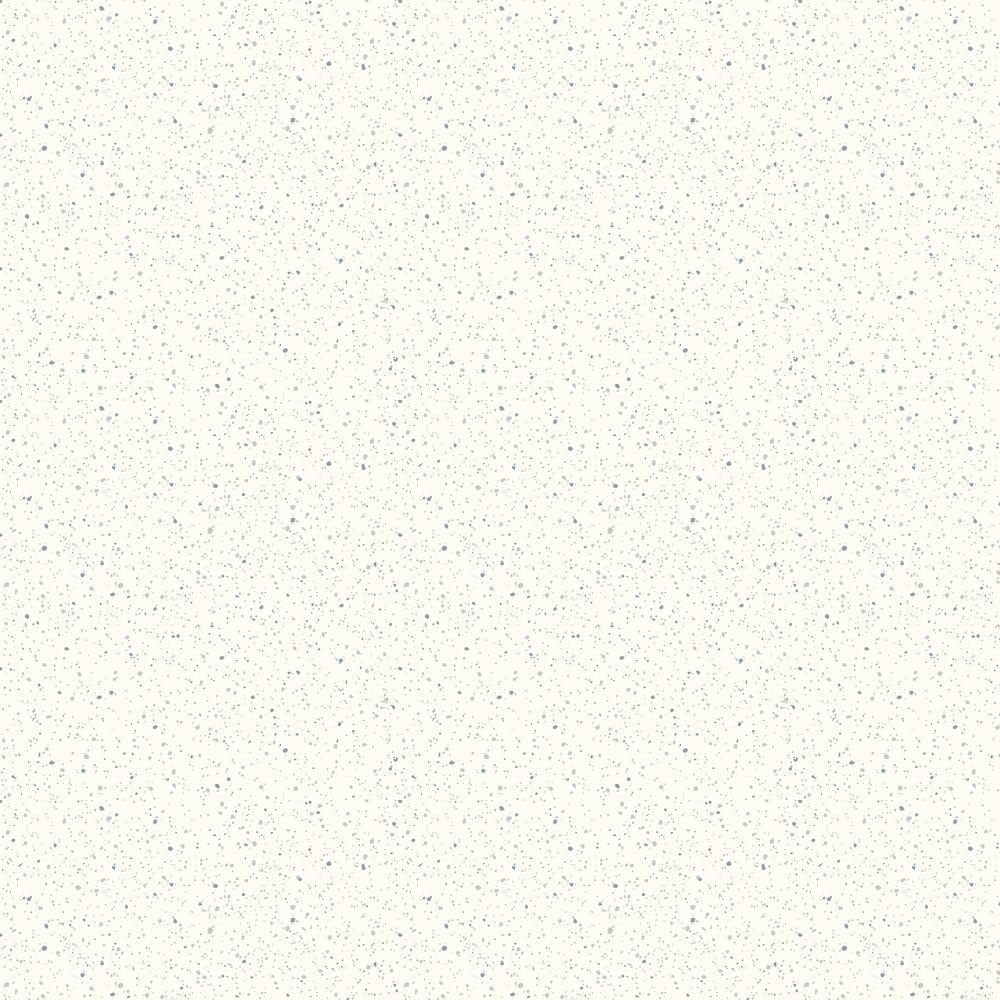 Boråstapeter Johan Blue / White Wallpaper - Product code: 4513
