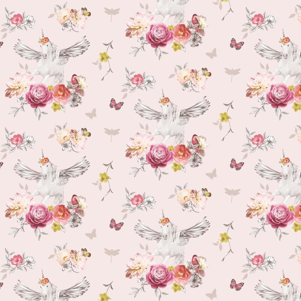 Arthouse Anastasia Pink Wallpaper - Product code: 692302