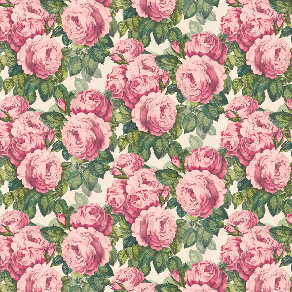 Designers Guild The Rose Tuberose Wallpaper - Product code: PJD6002/02