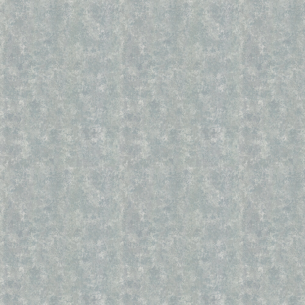Fresco Wallpaper - Slate Blue - by Mulberry Home