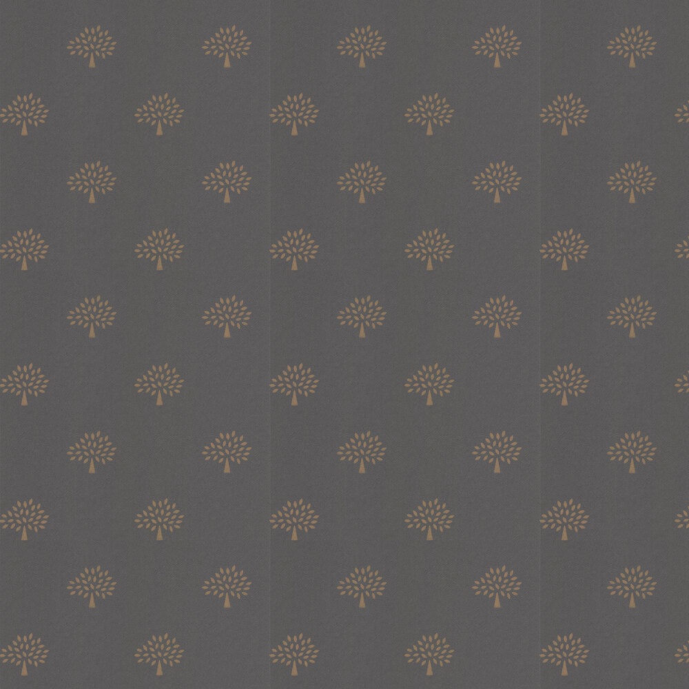Mulberry Home Grand Mulberry Tree Charcoal Wallpaper - Product code: FG088A101