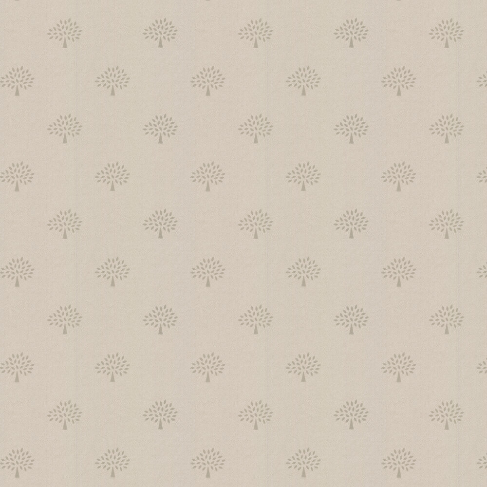 Grand Mulberry Tree Wallpaper - Stone - by Mulberry Home