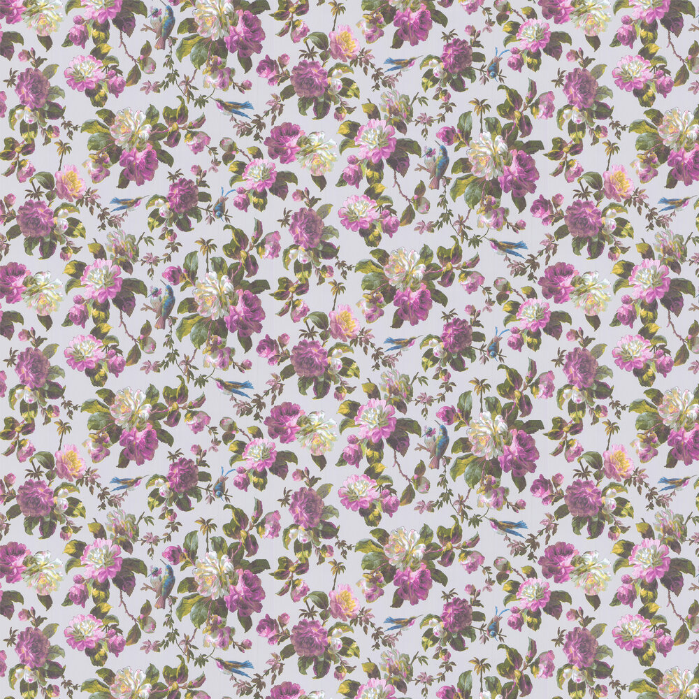 Oasis Renaissance Grey Wallpaper - Product code: W0112/01