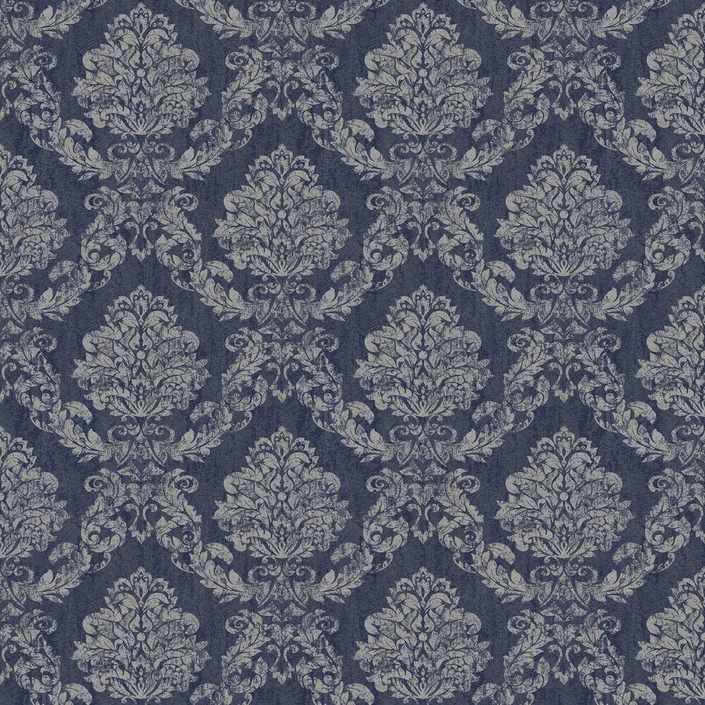 Albany Giorgio Navy Wallpaper - Product code: 35691