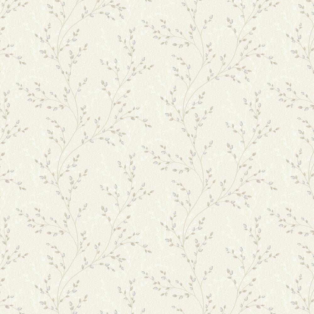 Amelio Wallpaper - Cream - by Albany