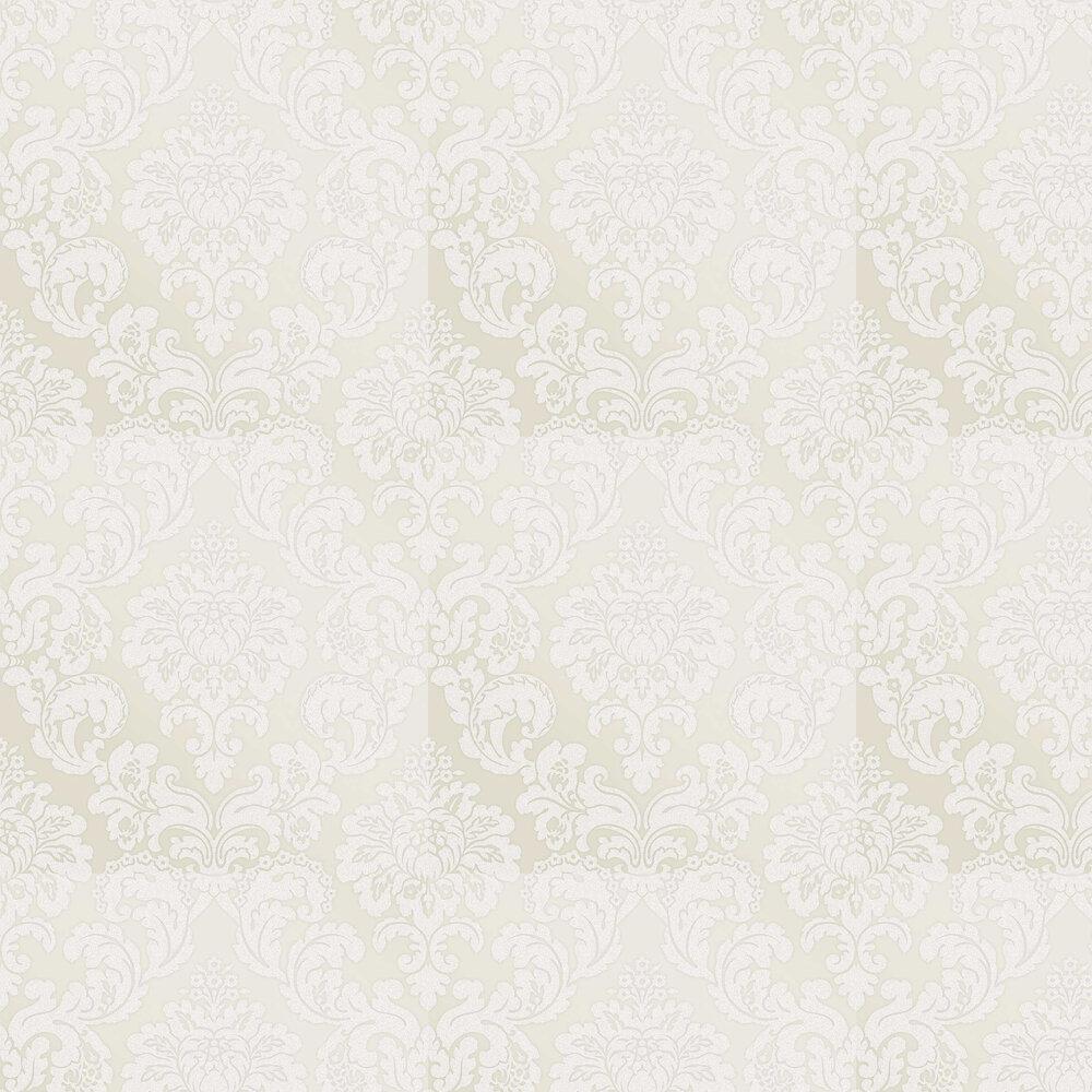 Albany Monaco Damask Cream Wallpaper - Product code: FD42232