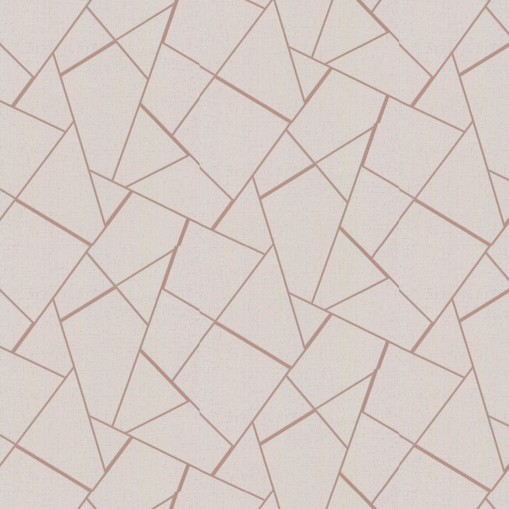 Quartz Wallpaper - Cream - by Albany