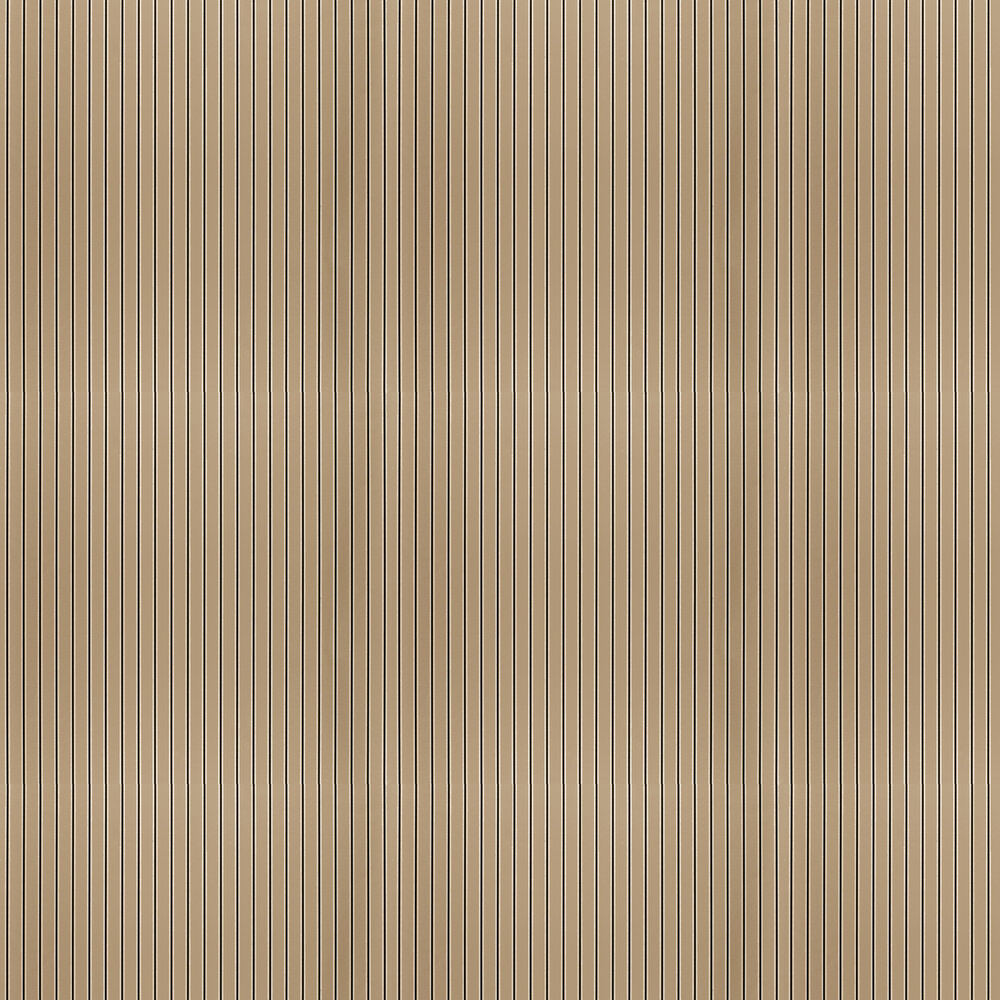 Ralph Lauren Carlton Stripe Bronze Wallpaper - Product code: PRL5015/05