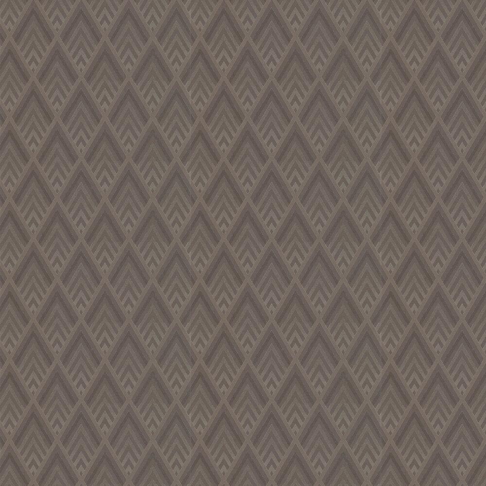 Ralph Lauren Jazz Age Geometric Bronze Wallpaper - Product code: PRL5019/03